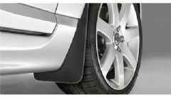 Genuine Volvo S80 (07-) Rear Mud Flaps / Guards
